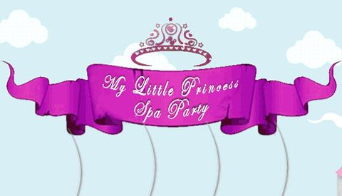 Little Princess Spa Party
