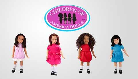 Children of America Dolls
