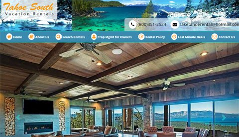 Tahoesouth Vacation Rentals